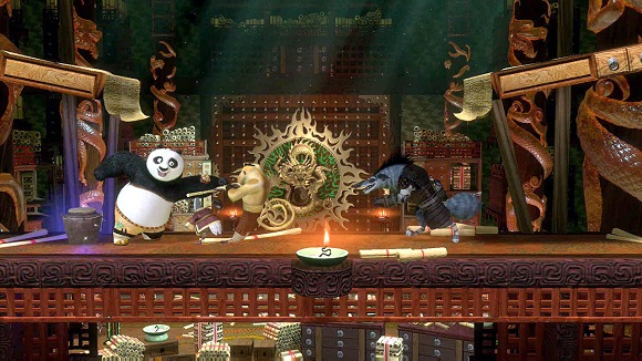 Kung Fu Panda Showdown of Legendary Legends-CODEX