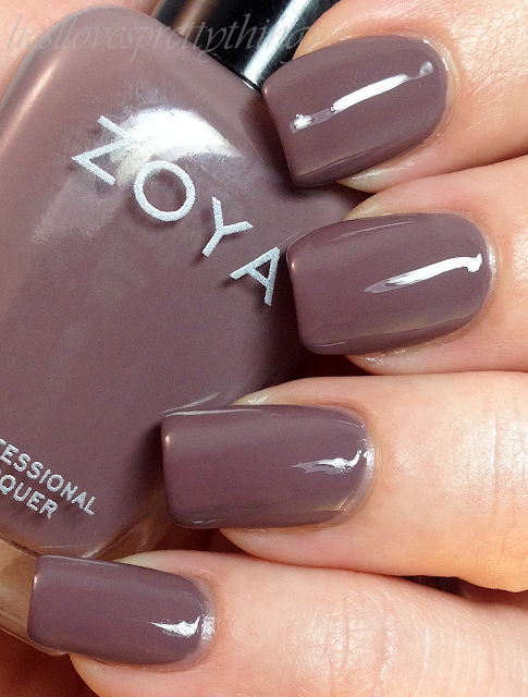 Zoya Normani swatch and review