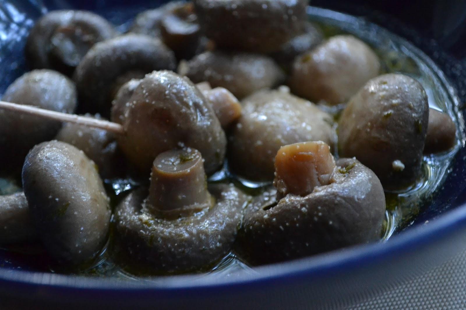 Marinated mushrooms - tasty and healthy mushrooms