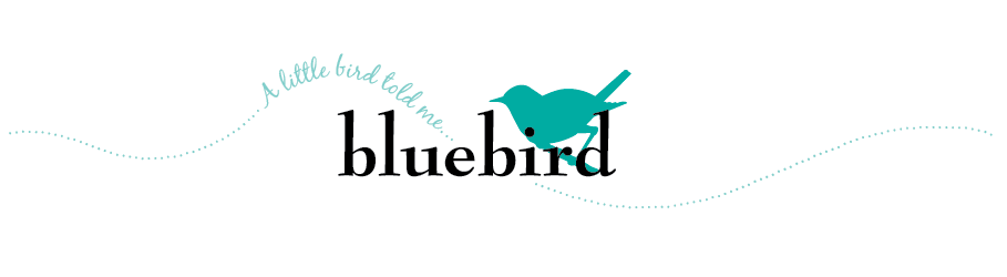 Bluebird :: A little bird told me