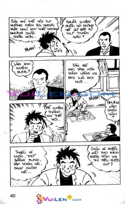 Jindodinho - Đường Dẫn Đến Khung Thành III Tập 66 page 39 Congtruyen24h