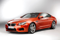 new 2012 BMW M6 Coupé F12 official press photo
