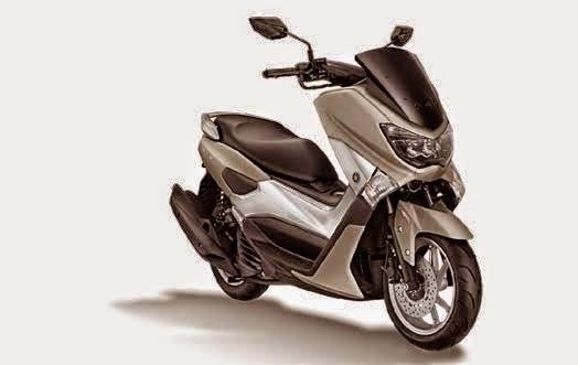 New Yamaha NMAX