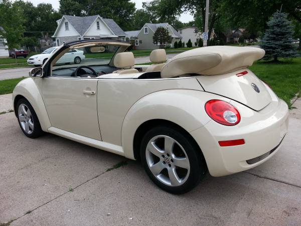 Used 2006 Volkswagen Beetle Convertible By Owner