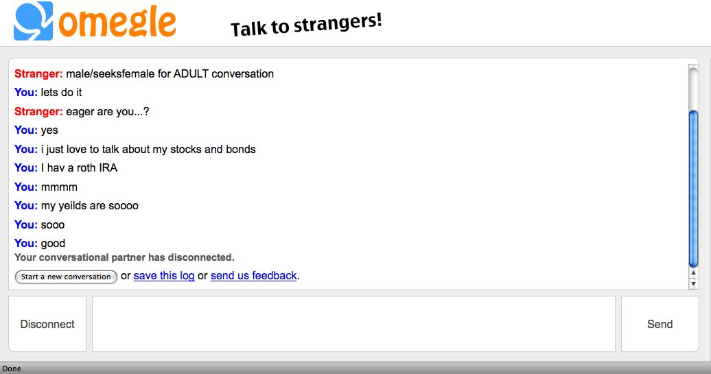 omegle adults