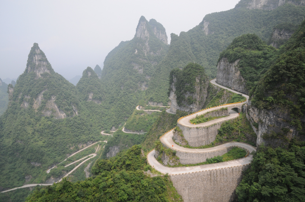 The Most Beautiful Roads In The World Damn Cool Pictures