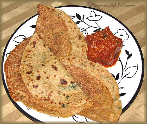 Whole Wheat &#8211; Soy Dosa