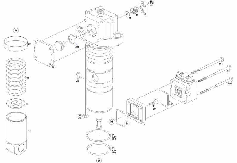 rebuilt 6 2 injector pump html