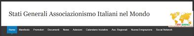 Stati Generali dell'Associazionismo degli italiani nel mondo
