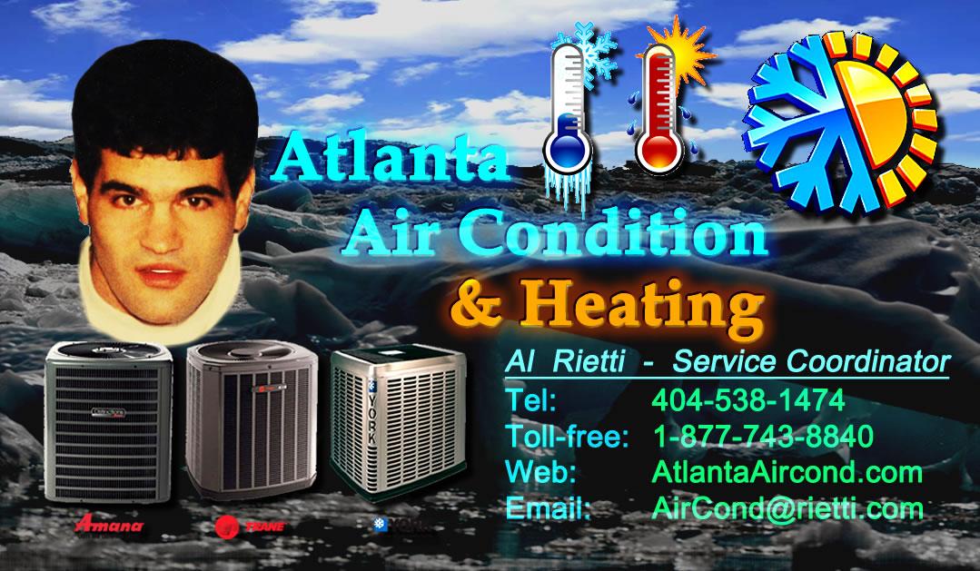 Atlanta Air Condition Amp Heating