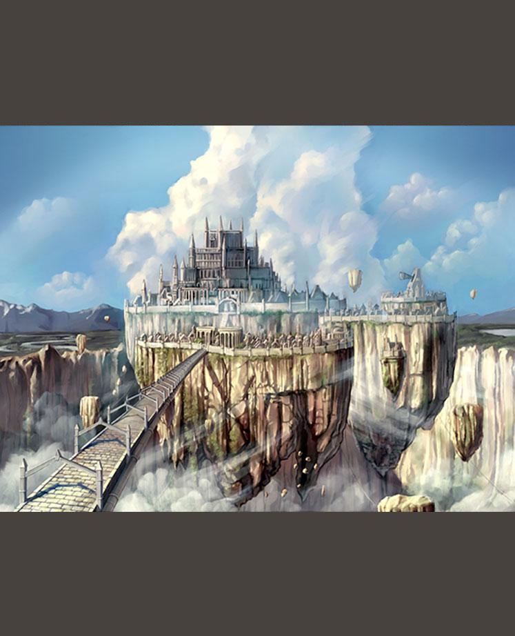 História dos Reinos VIII
