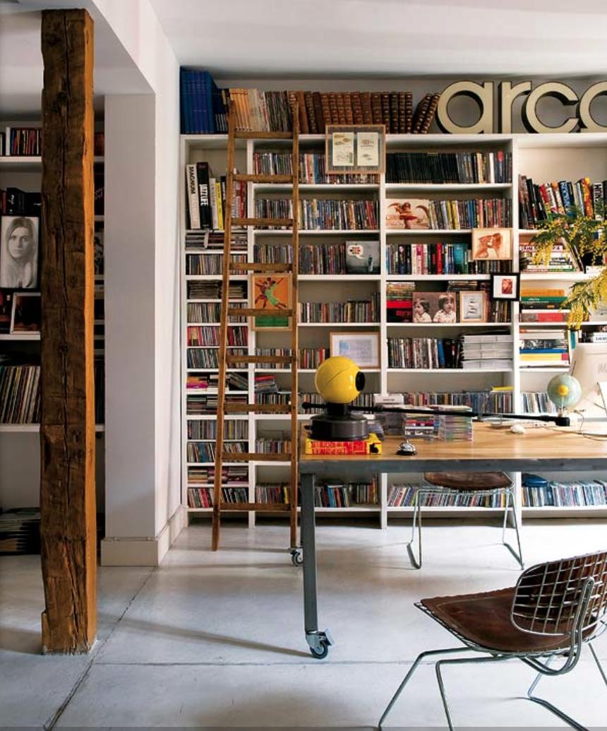 La casa mas hipster la bici azul blog de decoraci n for Books on home design