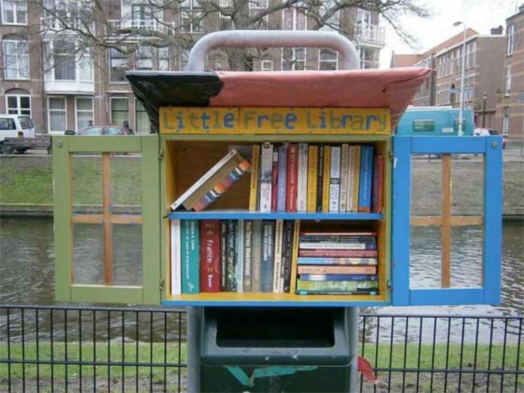 De kleinste bibliotheek der lage landen bibliothecaris in blog - Idee bibliotheek ...