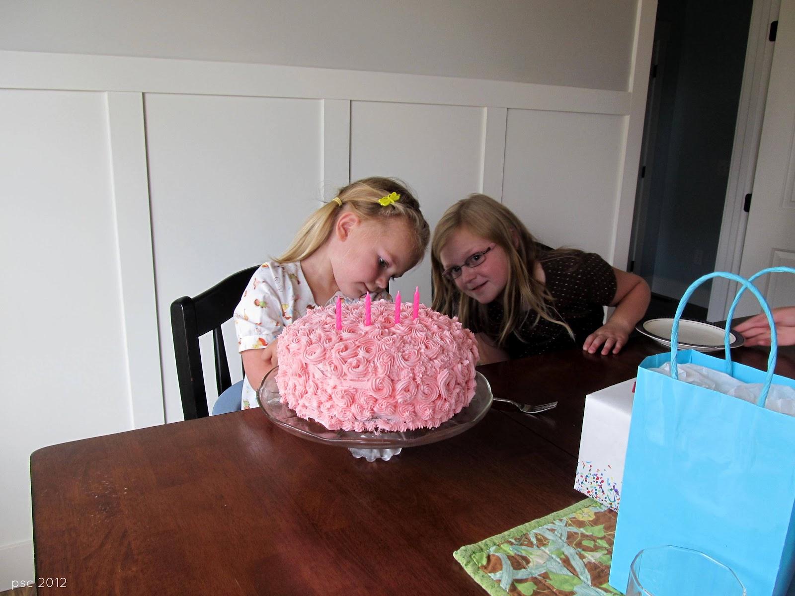 Dolly Mix Birthday Cake