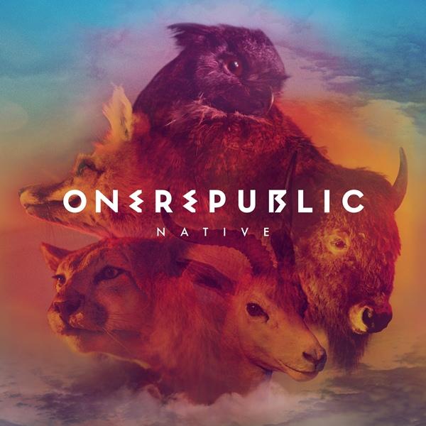 OneRepublic - Native - Copertina Tracklist traduzioni testi video download