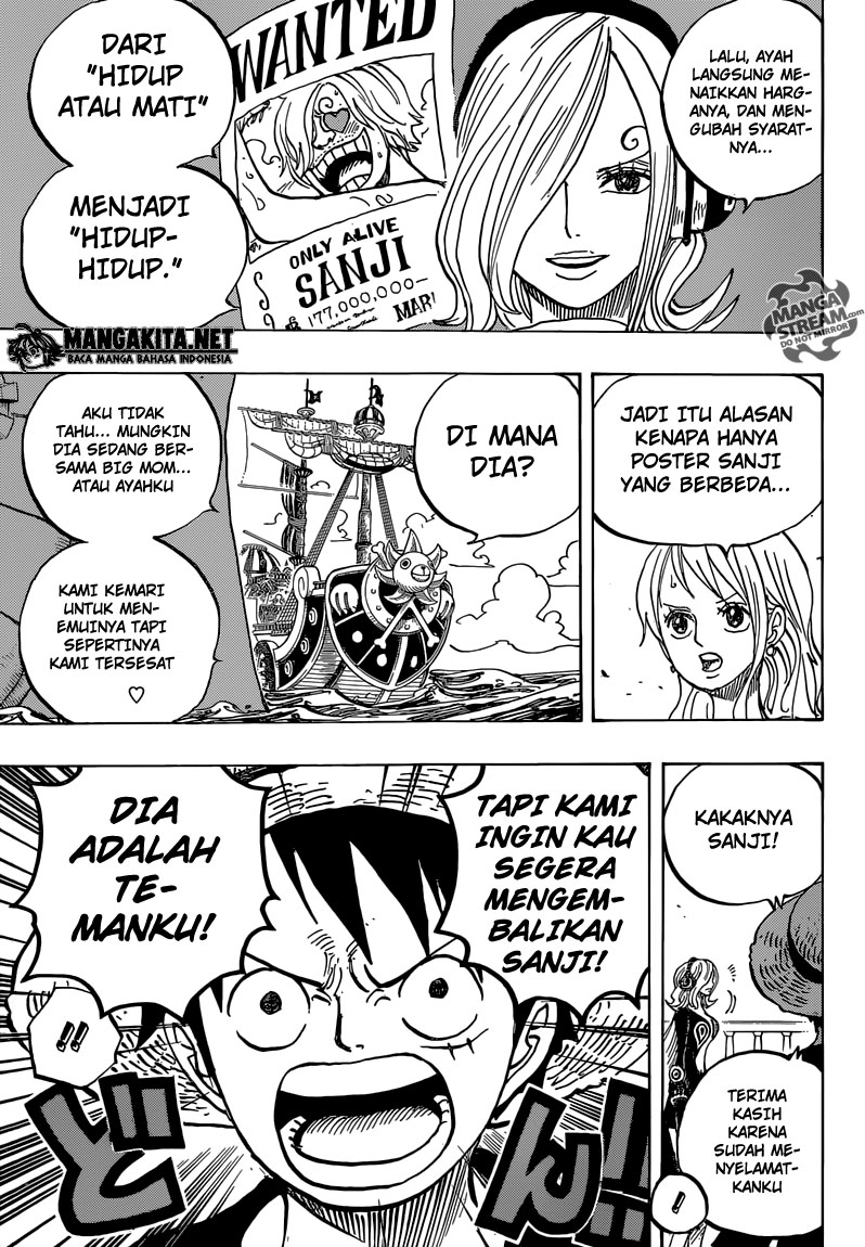 One Piece Chapter 826-17