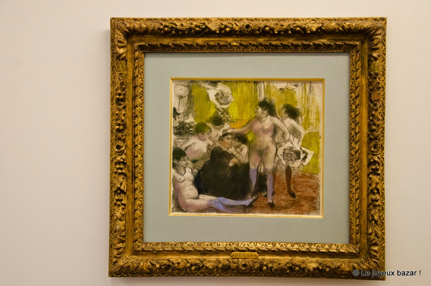 Musee Picasso - Paris - Degas
