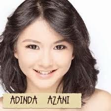 Biodata Lengkap Adinda Azani Pemain Madun SCTV
