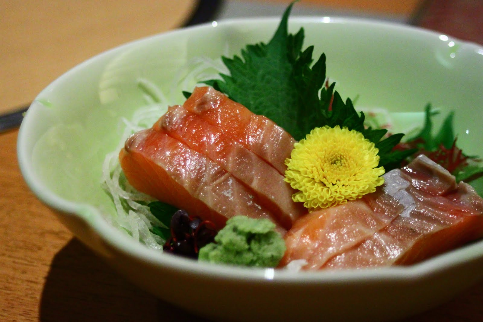 I blog therefore iam travel japan 2015 where or what for Sashimi grade fish near me