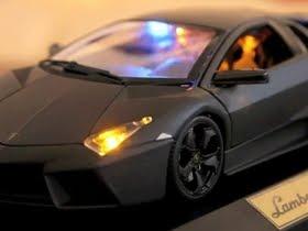 Độ đèn Led cho xe mô hình tĩnh