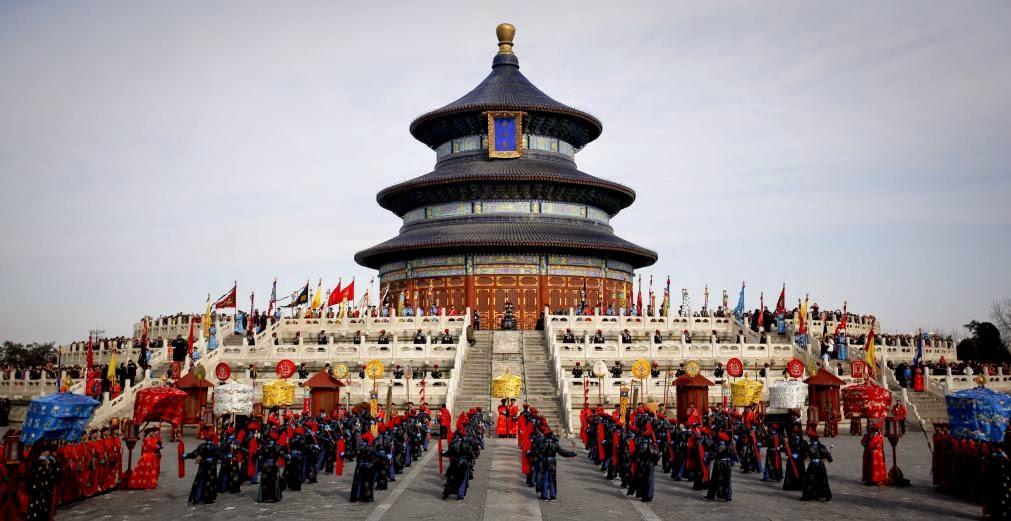 Templo del Cielo en Beijing, China   turismo y viajes
