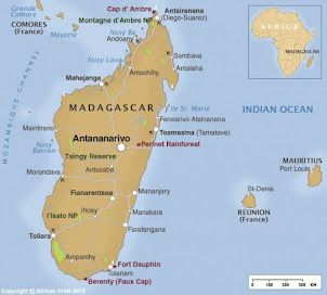 Madagascar Antananarivo Mission