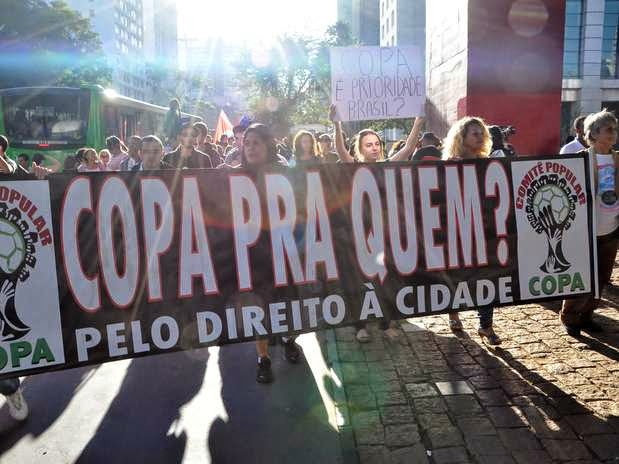 COPA Pra Quem? / COPA For Whom?