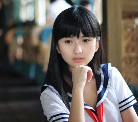 Foto Hot : Xia, Gadis Cantik ini Masih 14 Tahun Udah Berani Bugill