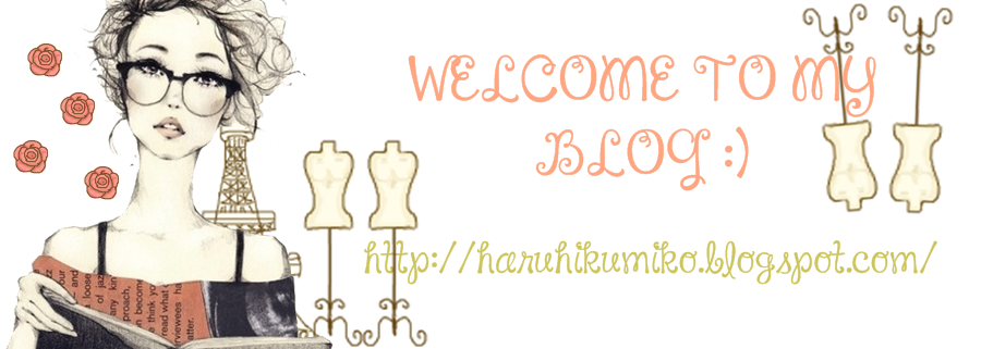 welcome to http://haruhikumiko.blogspot.com :)