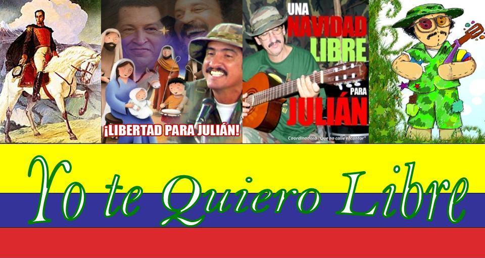 LIBERTAD Y ASILO PARA JULIAN CONRADO