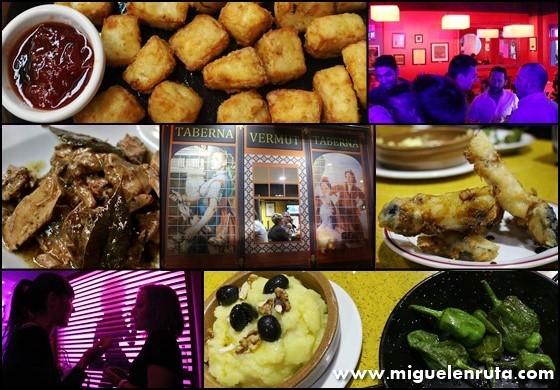 Albacete-gastronomía-cañas-tapas