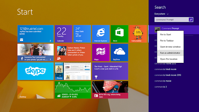 RECIMG, Windows 8.1, Recovery