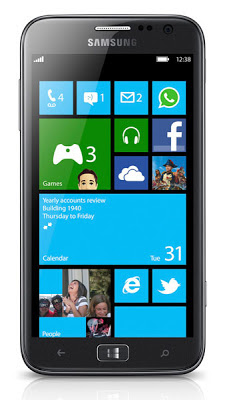 Samsung Ativ S I8750, Harga Samsung Ativ S I8750, Spesifikasi Samsung Ativ S I8750
