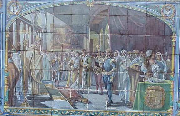 Boda Reyes Católicos