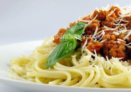haloMOM-Spagetti Saos Bolognese- Resep MPASI Baby Diatas 1 Tahun
