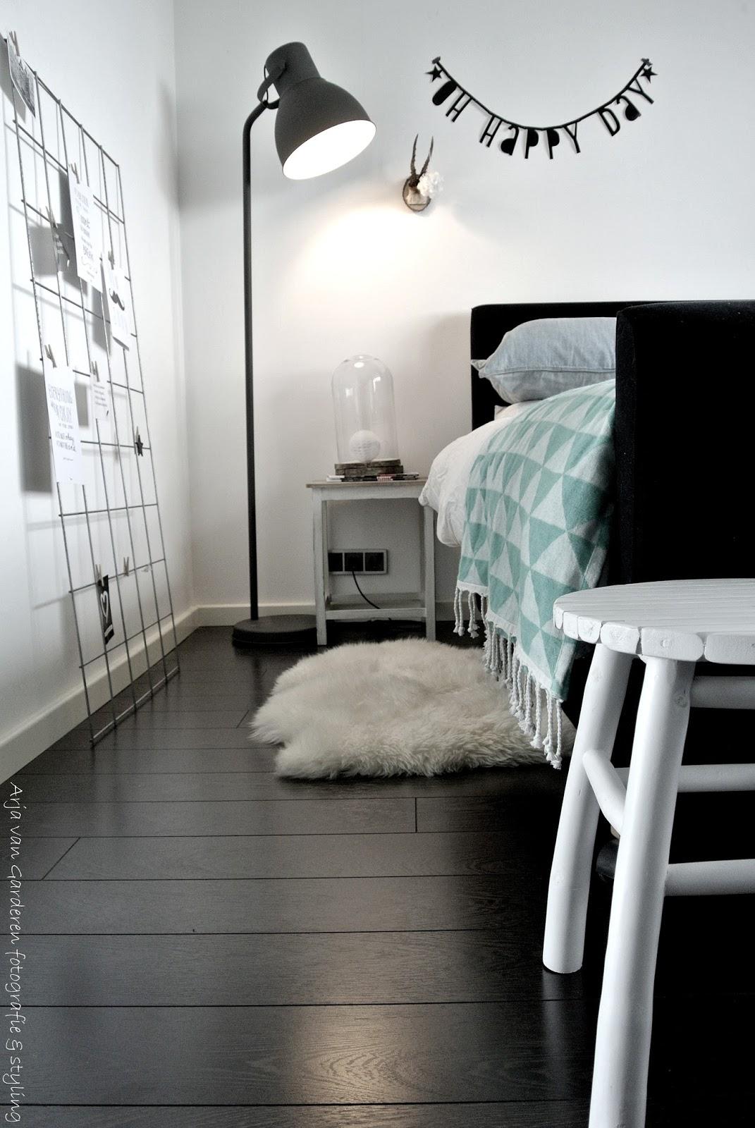 Slaapkamer decoratie zwart wit for - Decoratie voor slaapkamer ...