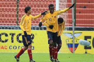 Convocados a la Preselección Colombia Sub-20