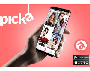 Cross-Platform Dating App of the Month - Picka
