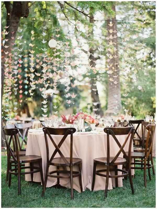 Small Outdoor Wedding Ideas : Memorable wedding dream of a small outdoor with