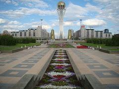 استانة - عاصمة كازاخستان