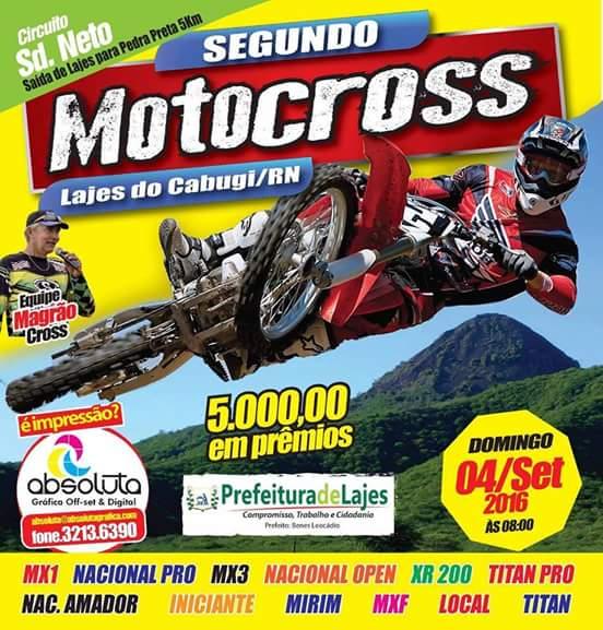 2º Motocross Circuito Neto Soldado