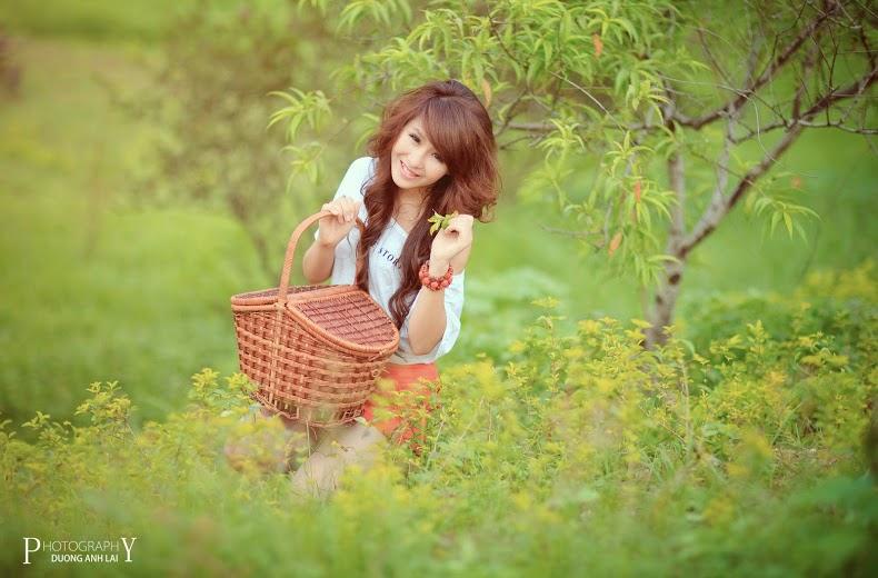 Album ảnh đẹp girl xinh Việt Nam - Ảnh 08