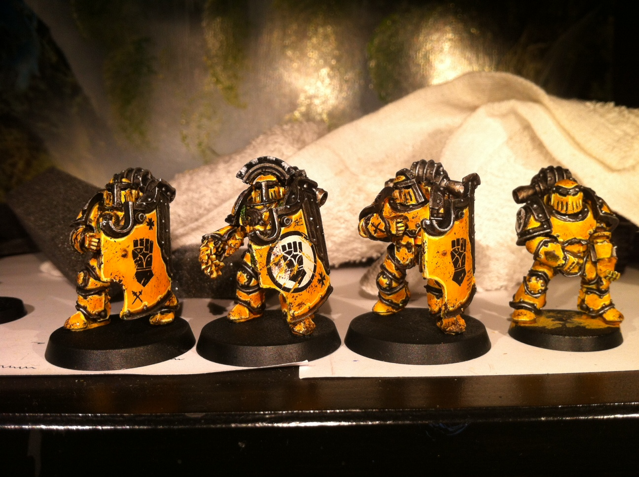 imperial fists logo - photo #40