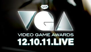 Video Game Awards (VGA) 2011 logo