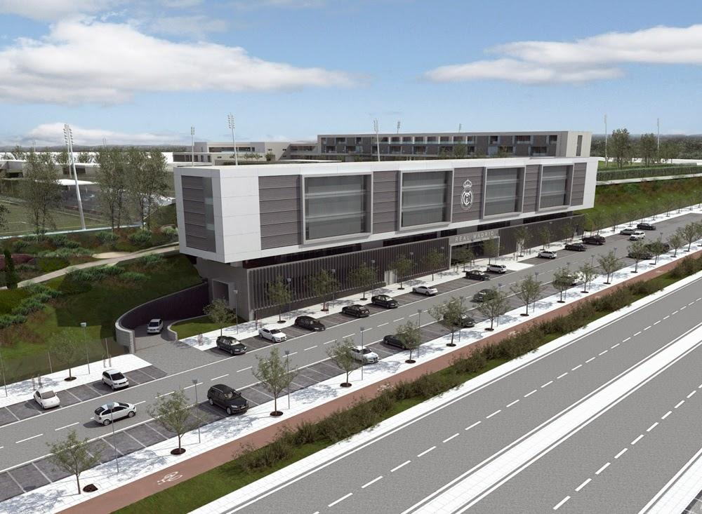 Reynaers aluminio y arquitectura residencia para la for Puerta 8 ciudad deportiva