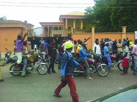 okada riders killed police festac
