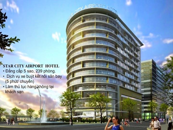 khách sạn saigon airport