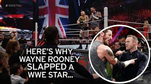 http://www.cbssports.com/general/eye-on-sports/25368365/manchester-uniteds-wayne-rooney-slaps-wwe-superstar-at-raw