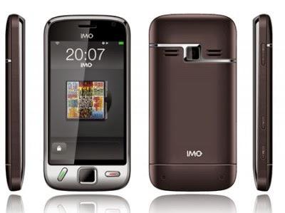 Spesifikasi Handphone Imo G11