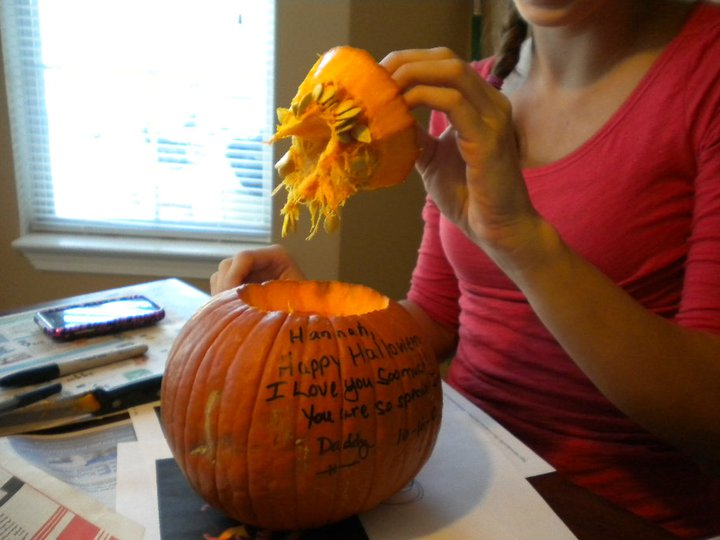 The roses of prose lessons in pumpkin carving